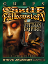 GURPS Castle Falkenstein: The Ottoman Empire by Phil Masters